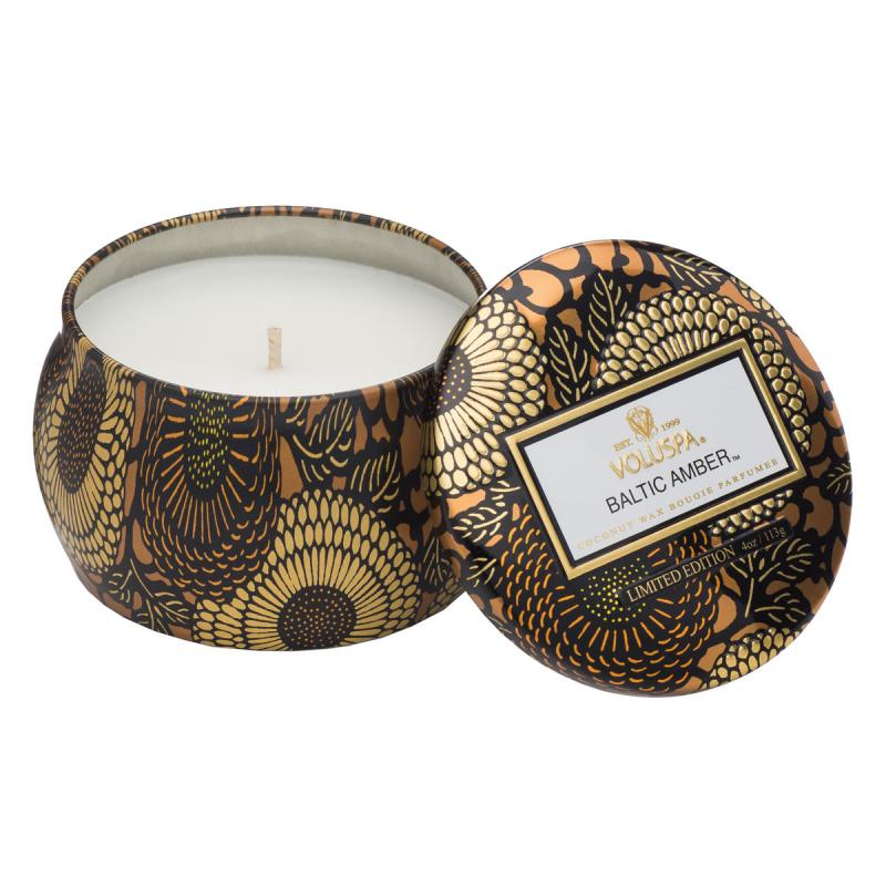Voluspa Japonica Baltic Amber i gruppen Parfume & duft / Duftlys & duftpinde / Duftlys hos Bangerhead.dk (B043172r)