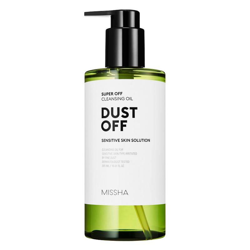 Missha Super Off Cleansing Oil Dust Off (305ml) i gruppen Hudvård / K-Beauty / Rengöringsolja hos Bangerhead (B060014)