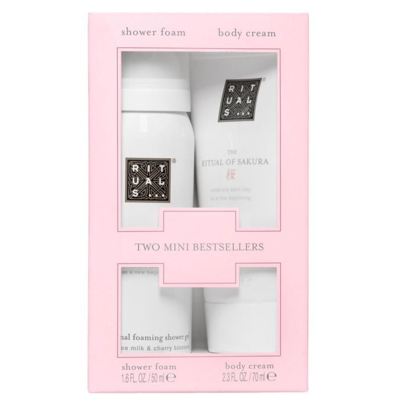 Rituals Beauty To Go Sakura 2020 i gruppen Julegaver / Julegaver til søster hos Bangerhead.no (B060449)