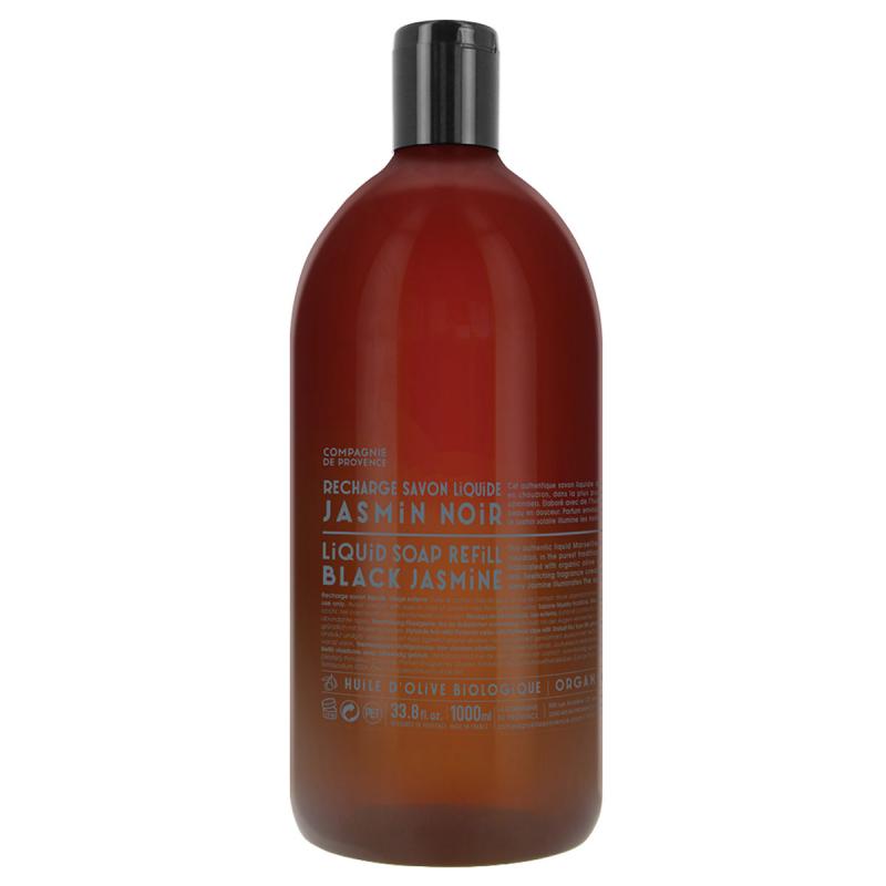 Compagnie de Provence Liquid Soap Black Jasmine i gruppen Kroppspleie  / Hender & føtter / Håndsåpe hos Bangerhead.no (B016882r)