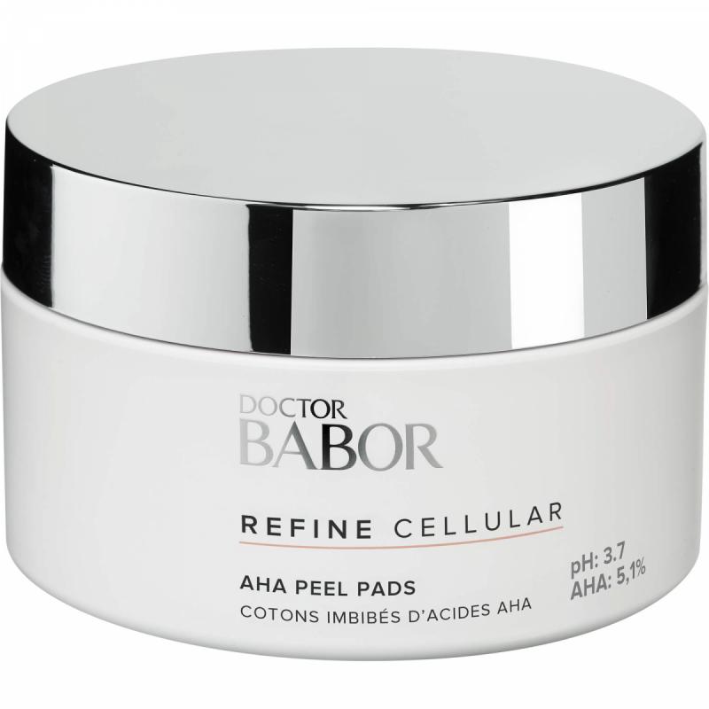 Babor Refine Cellular Peeling Pads (60st) i gruppen Hudvård / Ansiktspeeling / Peeling pads hos Bangerhead (B061790)