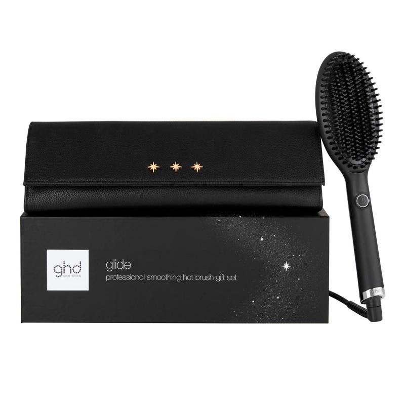 Ghd Glide Hot Brush Gift Set ryhmässä Kampanjat / Jopa 25% alennusta kauneussuosikeista at Bangerhead.fi (B062975)