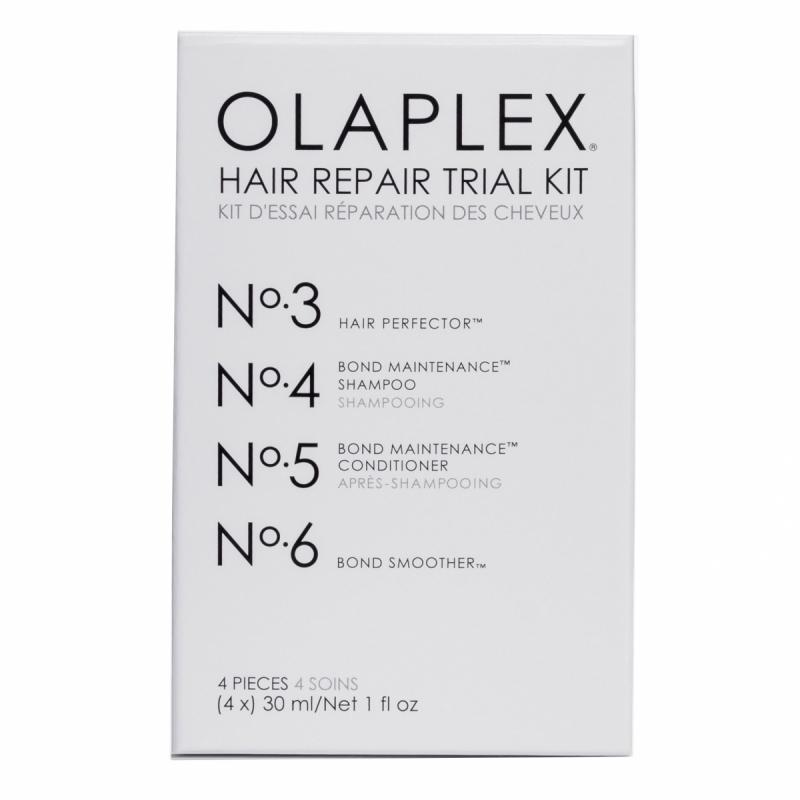Olaplex Trial Kit i gruppen Editor's choice / Svaren på allt ni undrat över gällande Olaplex hos Bangerhead (B063136)