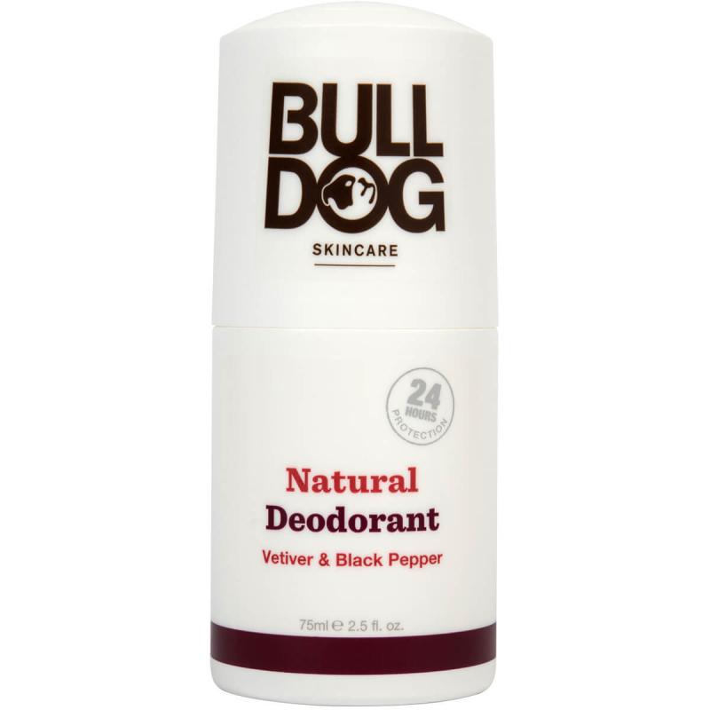 Bulldog Black Pepper & Vetiver Deodorant (75ml) i gruppen Parfume & duft / Herreparfume / Deodorant til ham hos Bangerhead.dk (B063141)
