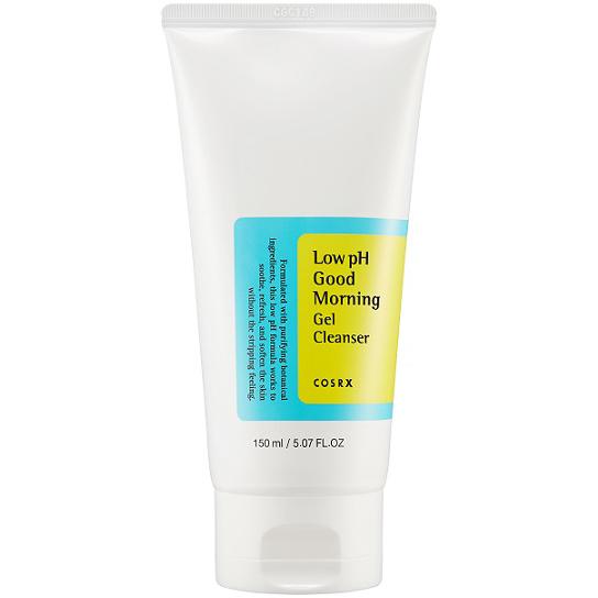 CosRx Low pH Good Morning Gel Cleanser (150ml) ryhmässä Ihonhoito / K-Beauty Ihonhoito / Puhdistusgeelit at Bangerhead.fi (B063341)