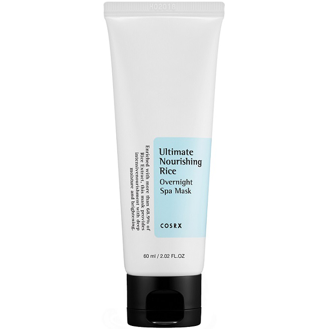 CosRx Ultimate Nourishing Rice Overnight Spa Mask (60ml) ryhmässä Ihonhoito / K-Beauty Ihonhoito / Kasvonaamiot at Bangerhead.fi (B063350)