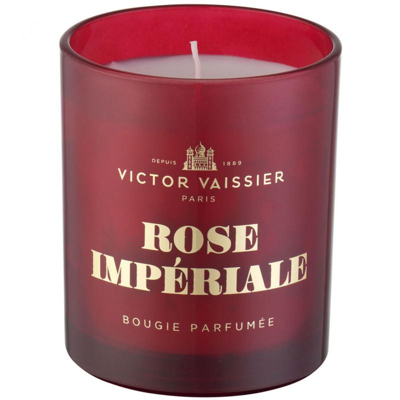 Victor Vaissier Rose Imperial Candle ryhmässä Tuoksut / Tuoksukynttilät ja tuoksutikut / Tuoksukynttilät at Bangerhead.fi (B063435)