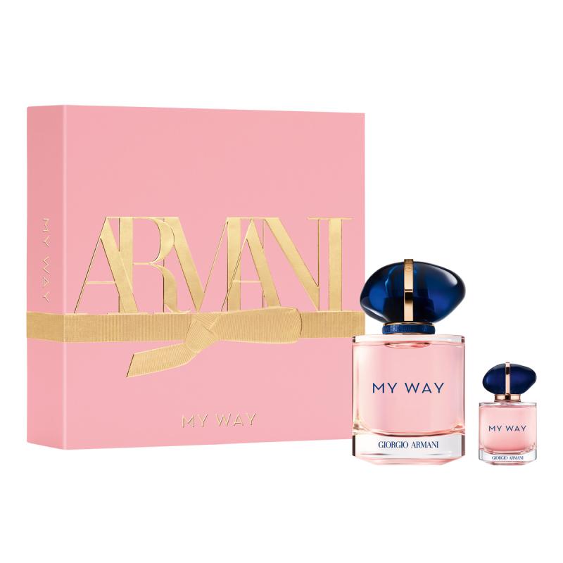 Giorgio Armani My Way Gift Box i gruppen Parfym & doft / Presenter & parfymset hos Bangerhead (B063615)
