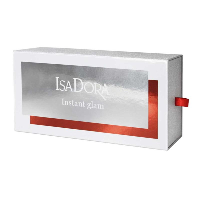 IsaDora Instant Glam Gift Box i gruppen Julklappar / Julklappar till flickvän hos Bangerhead (B063675)