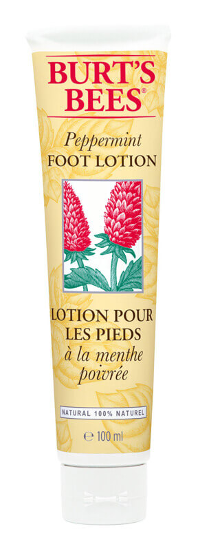 Burt's Bees Foot Lotion Peppermint