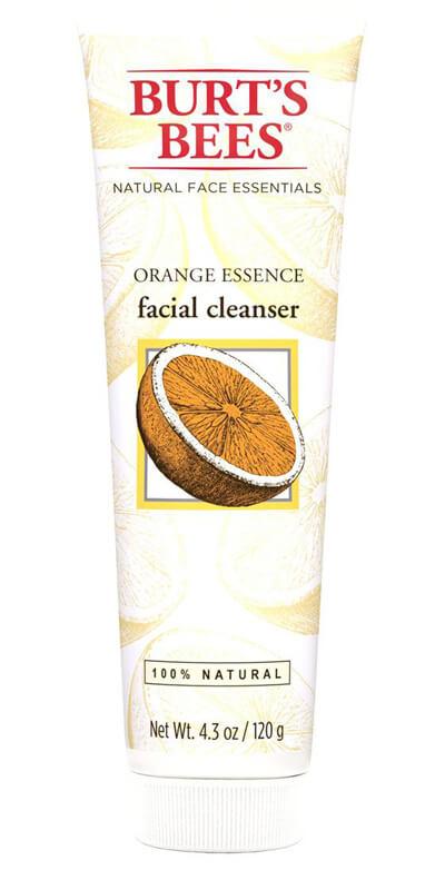Burt's Bees Facial Cleanser Orange Essence