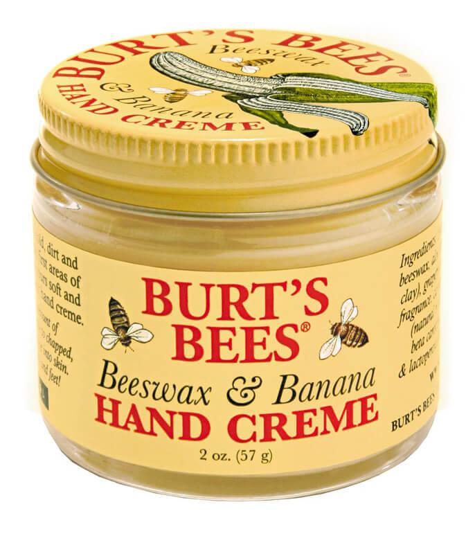 Burt's Bees Hand Creme Beeswax And Banana