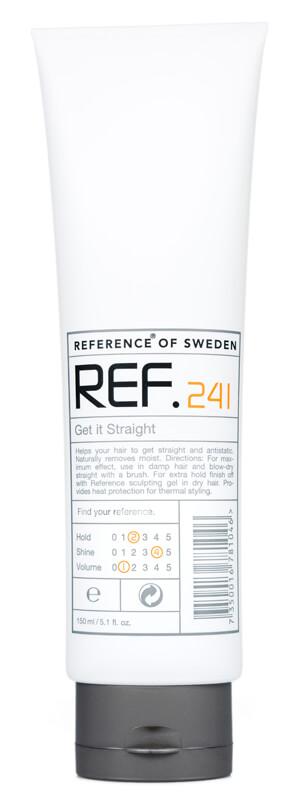 REF Get it straight 241 i gruppen Hårvård / Styling / Värmeskydd hos Bangerhead (REF-040)