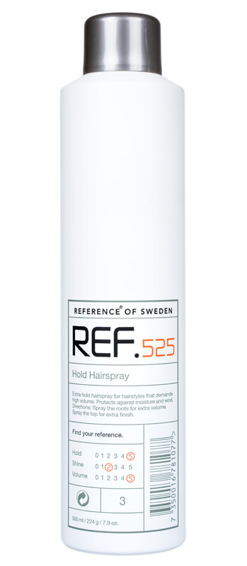REF Hold Hairspray 525 i gruppen Hårpleie / Styling / Hårspray hos Bangerhead.no (REF-070)