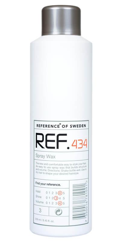REF Spray Wax 434 i gruppen Hårvård / Styling / Hårvax & stylingpaste  hos Bangerhead (REF-090)