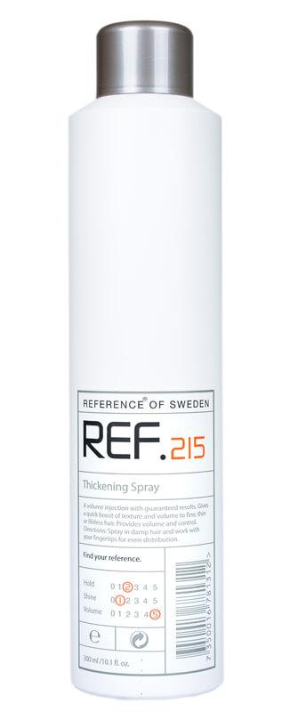 REF Thickening Spray 215 i gruppen Hårpleie / Styling / Hårspray hos Bangerhead.no (REF-220)