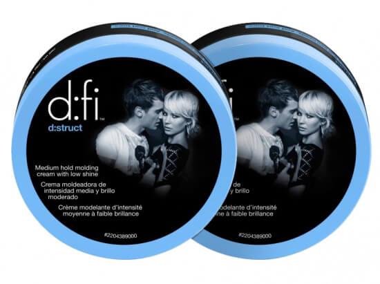 2x d:fi D:Struct i gruppen Hårpleie / Styling / Hårvoks & stylingpaste hos Bangerhead.no (S003577)