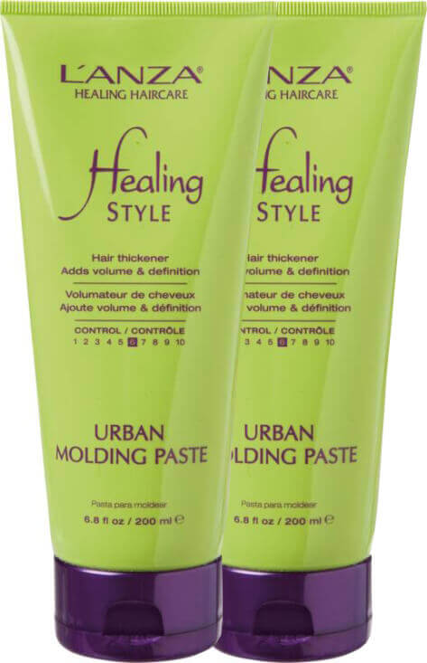 Lanza Molding Paste (200ml) 2-pack i gruppen Menn / Hårpleie  / Styling hos Bangerhead.no (SA000009)