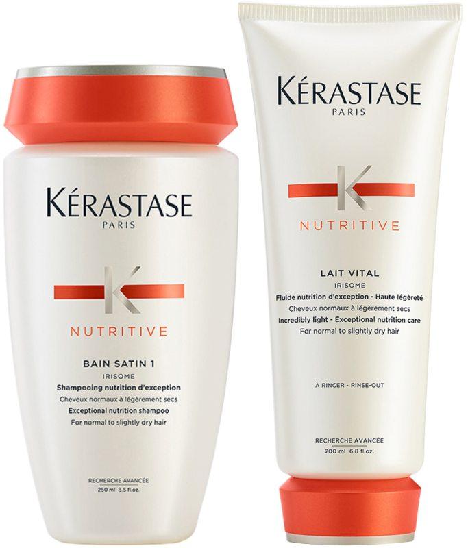 Kerastase Nutritive Duo i gruppen Hårpleie / Shampoo & balsam / Shampoo hos Bangerhead.no (SA000179)