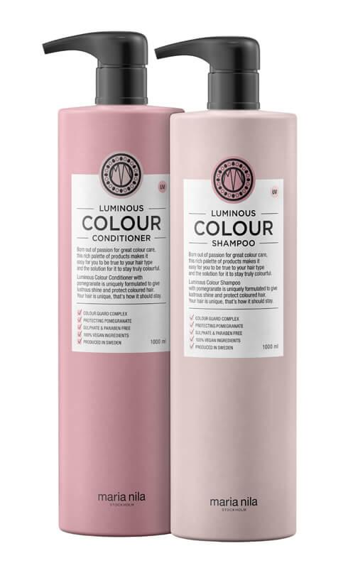 Maria Nila Care Luminous Color Duo XXL ryhmässä Editor's choice /  at Bangerhead.fi (SA000231)