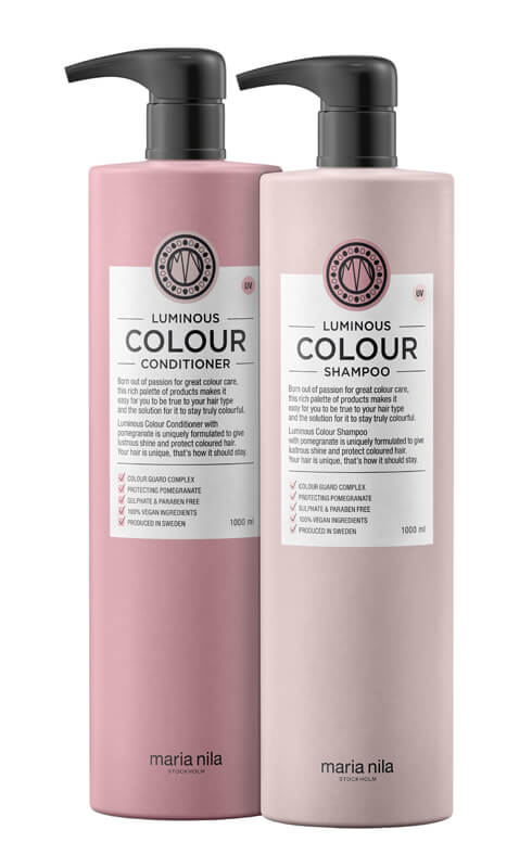 Maria Nila Care Luminous Color Duo XXL i gruppen Editor's choice / World Animal Day hos Bangerhead (SA000231)