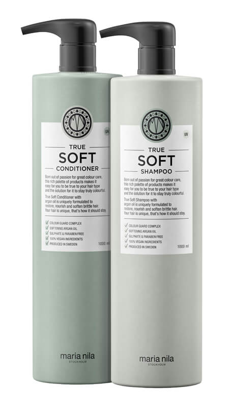 Maria Nila Care True Soft Duo XXL i gruppen Editor's choice / World Animal Day hos Bangerhead (SA000232)