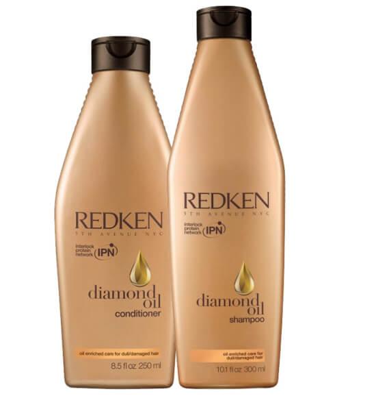 Redken Diamond Oil Duo i gruppen Hårpleie / Shampoo & balsam / Shampoo hos Bangerhead.no (SA000254)