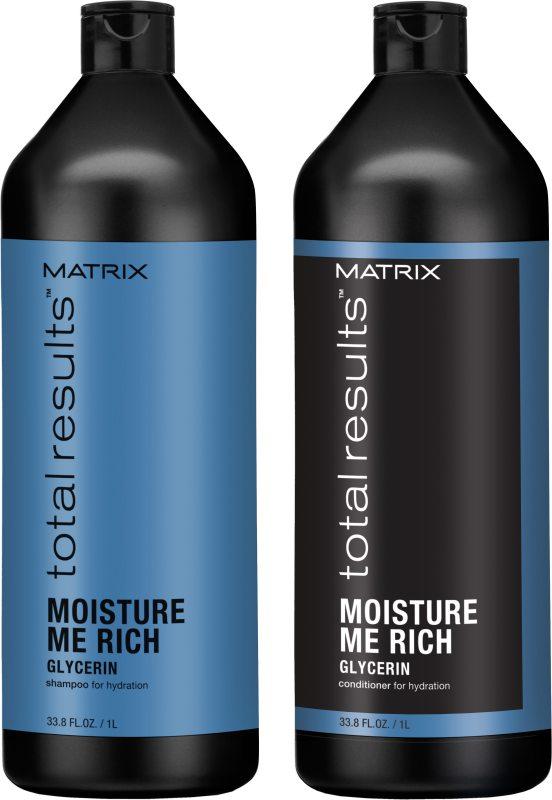 Matrix Total Results Moisture Big Size Duo ryhmässä Kampanjat / Tarjouspaketit at Bangerhead.fi (SET00042)