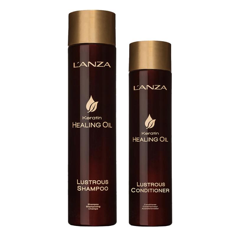 Lanza Healing Oil Duo ryhmässä Kampanjat / Tarjouspaketit at Bangerhead.fi (SET00084)