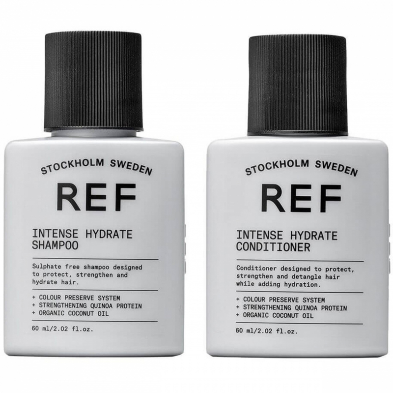 REF Intense Hydrate Duo (60+60ml) i gruppen Kampanjer / Paketerbjudanden hos Bangerhead (SET00098)