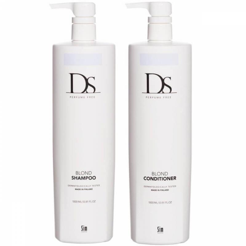 DS SIM Sensitive DS Blond Duo ryhmässä Editor's choice /  at Bangerhead.fi (SET00103)