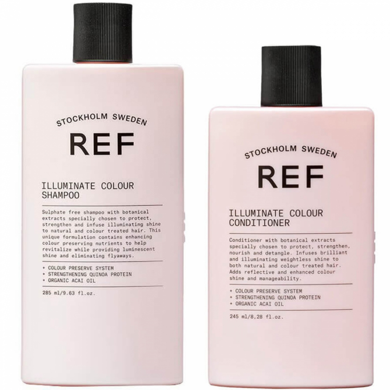 REF Illuminate Colour Duo (285+245ml) i gruppen Kampanjer / Paketerbjudanden hos Bangerhead (SET00105)