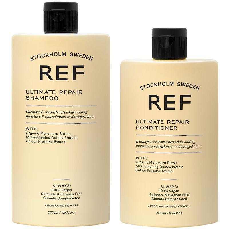 REF Ultimate Repair Duo (285+245ml) i gruppen Kampanjer / Paketerbjudanden hos Bangerhead (SET00109)