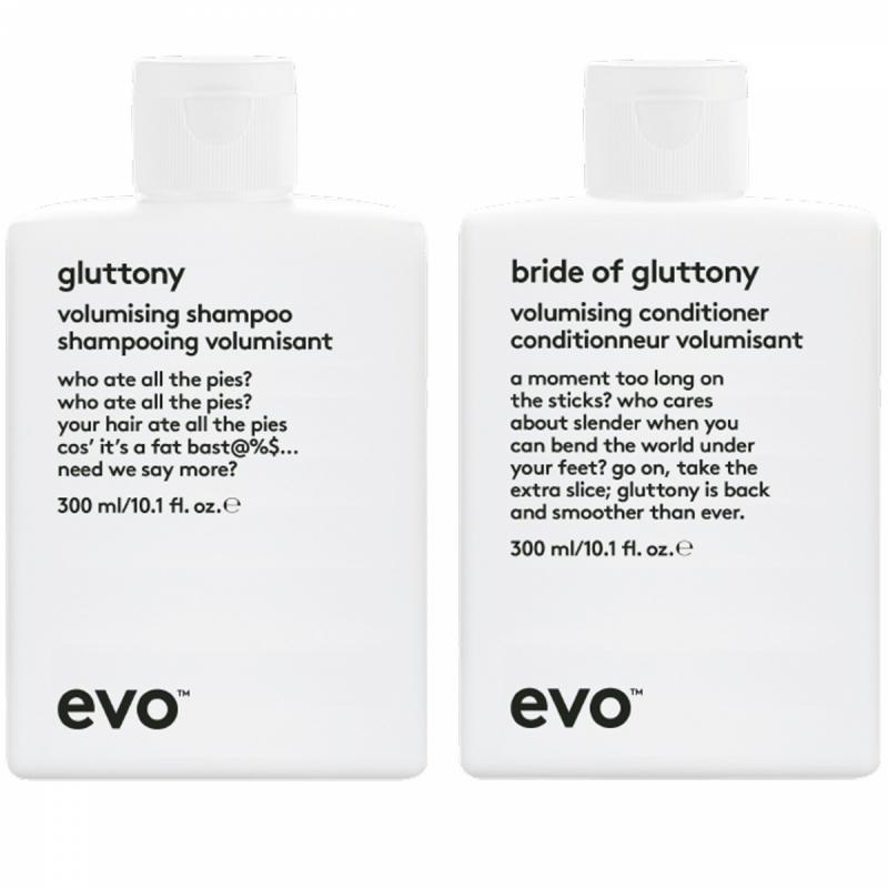 Evo Gluttony Duo (300+300ml) ryhmässä Kampanjat / Tarjouspaketit at Bangerhead.fi (SET00117)