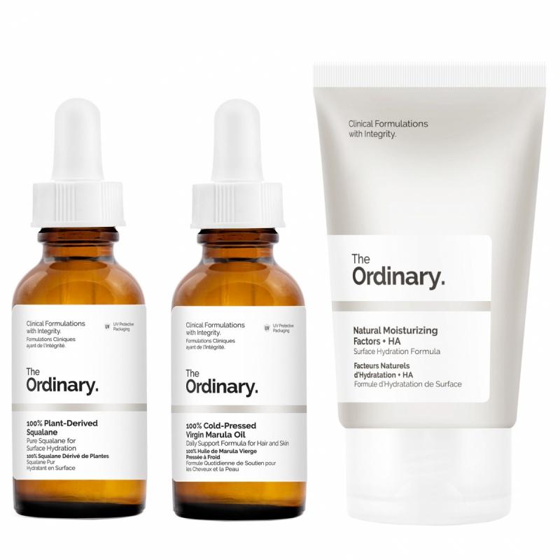 The Ordinary Dry Skin Kit ryhmässä Editor's choice / Ihonhoitoa The Ordinarylta at Bangerhead.fi (SET00127)