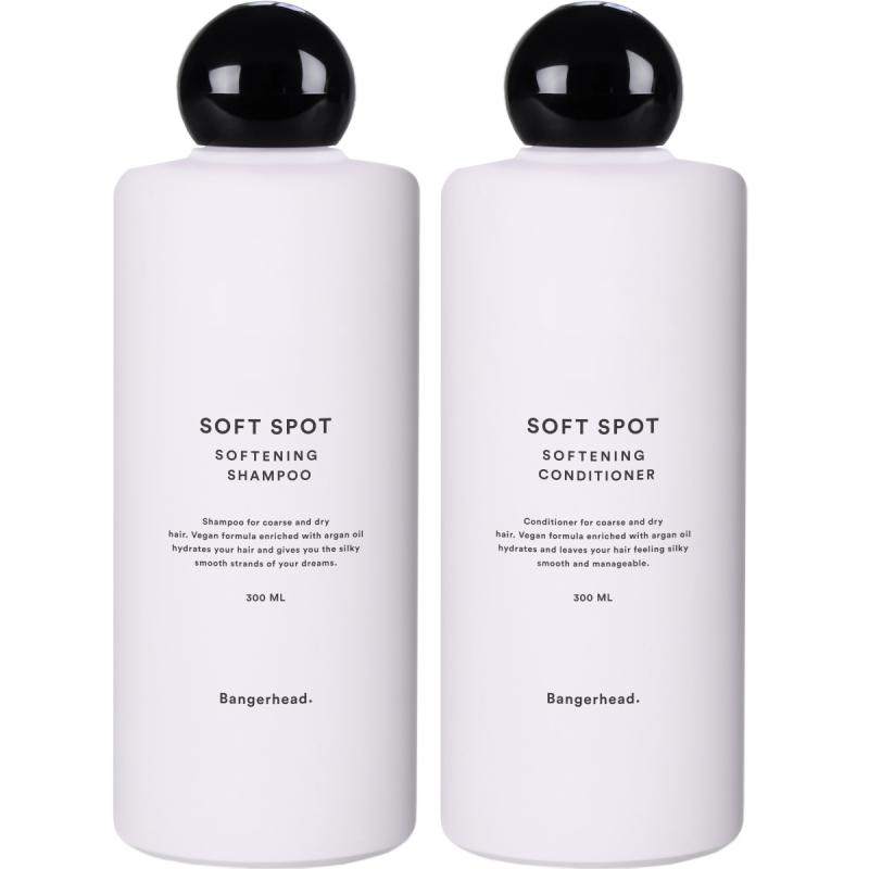 Bangerhead Soft Spot Duo ryhmässä Editor's choice / Unelmiesi hiustenhoitorutiini at Bangerhead.fi (SET00136)