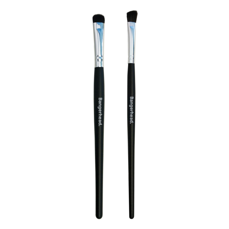 Bangerhead Eyeshadow Brush Set i gruppen Smink / Paketerbjudanden hos Bangerhead (SET01025)