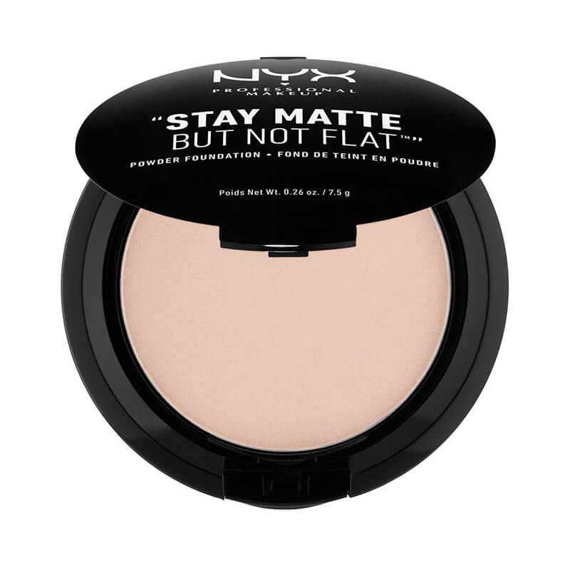 NYX Professional Makeup Stay Matte But Not Flat Powder Foundation i gruppen Makeup / Bas / Foundation hos Bangerhead (B019142r)