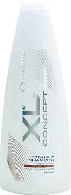 Grazette XL Repairing Protein Shampoo i gruppen Hårpleie / Shampoo & balsam / Shampoo hos Bangerhead.no (256-400r)