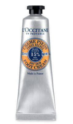 L'Occitane Shea Foot Cream i gruppen Kroppspleie  / Hender & føtter / Fotkrem hos Bangerhead.no (B002512r)