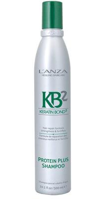 Lanza KB2 Hair Repair Protein Plus Shampoo i gruppen Hårpleie / Shampoo & balsam / Shampoo hos Bangerhead.no (B002878r)