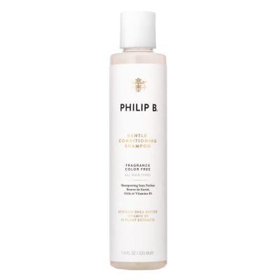 Philip B African Shea Butter Gentle And Conditioning Shampoo i gruppen Hårvård / Schampo & balsam / Schampo hos Bangerhead (B006764r)