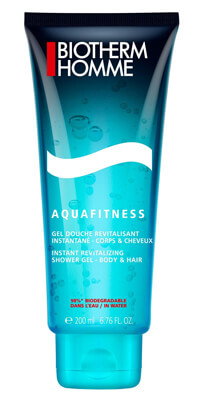 Biotherm Homme Aquafitness Shower Gel - Body And Hair (200ml)