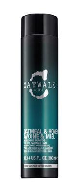 TIGI Catwalk Oatmeal And Honey Shampoo i gruppen Hårvård / Schampo & balsam / Schampo hos Bangerhead (B011893r)