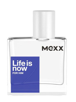 Mexx Life Is Now Man EdT i gruppen Parfym & doft / Herrparfym / Eau de Toilette för honom hos Bangerhead (B016373r)