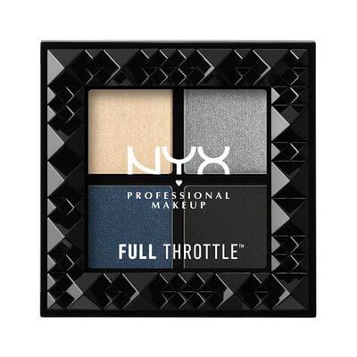 NYX Professional Makeup Full Throttle Eye Shadow Palette i gruppen Smink / Ögon / Ögonskuggspalett hos Bangerhead (B019243r)