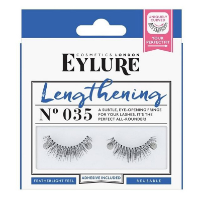 Eylure Lengthening Eyelashes i gruppen Makeup / Ögon / Lösögonfransar hos Bangerhead (B019547r)