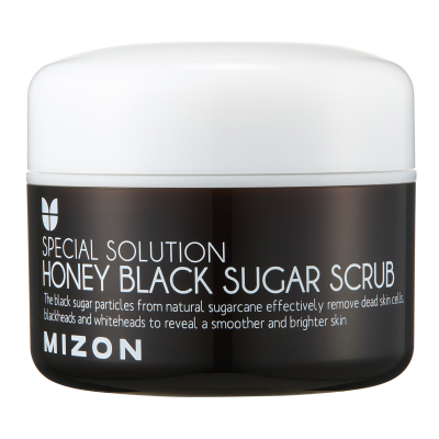 Mizon Honey Black Sugar Scrub (80ml)