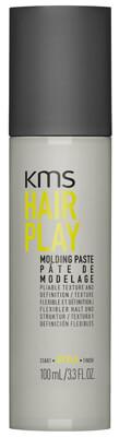 KMS Hairplay Molding Paste 2% ryhmässä Hiustenhoito / Muotoilutuotteet / Hiusvahat & muotoiluvoiteet at Bangerhead.fi (B025395r)