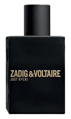 Zadig & Voltaire Just Rock For Him EdT i gruppen Parfym & doft / Herrparfym / Eau de Toilette för honom hos Bangerhead (B026013r)